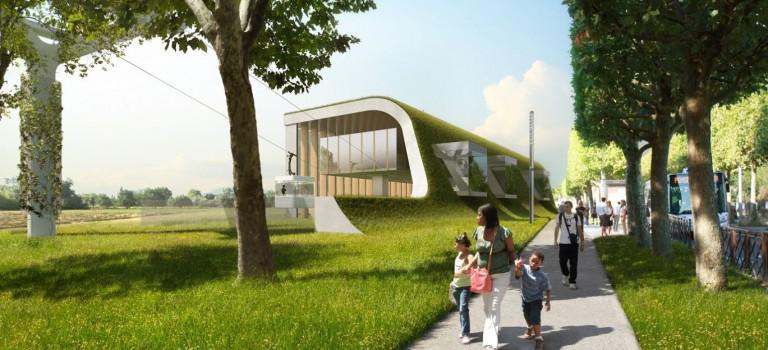 Téléval : le futur téléphérique urbain fait des émules