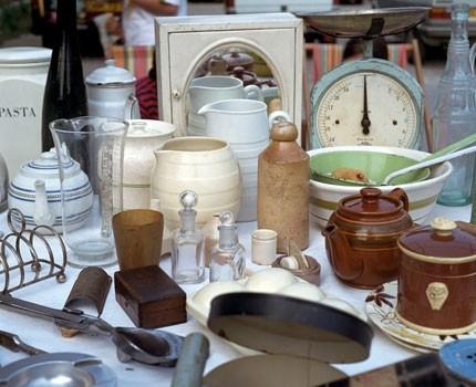 Bric et broc : brocante festive à Villiers-sur-Marne