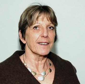 Jocelyne Pigrée candidate Front de Gauche à Limeil-Brévannes