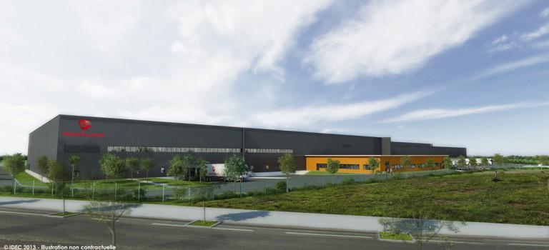 Transgourmet va installer un entrepôt Zac Val Pompadour