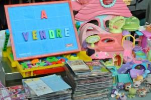 Bourse aux jouets de Charenton-le-Pont