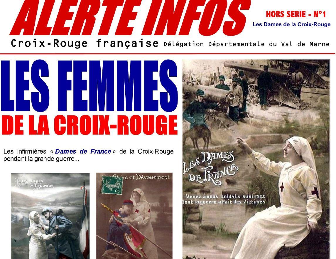 La Croix Rouge f u00eate ses 150 ans en exposition 94 Citoyens # Croix Rouge Fontenay Sous Bois
