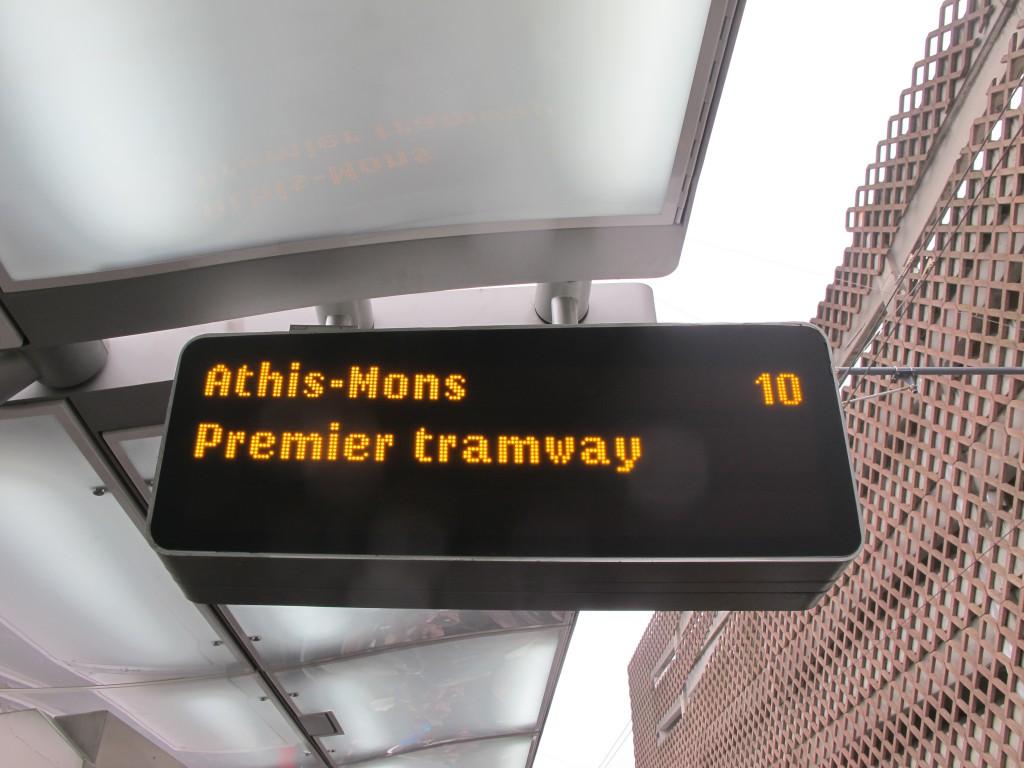 Premier tramway T7