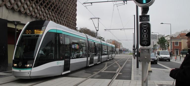 Lancement très festif du tramway T7 Athis-Mons Villejuif !