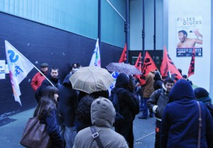 Manifestation Education Prioritaire Creteil Novembre 2013