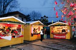 Marché de Noël à Créteil