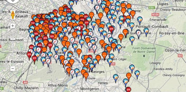 Déploiement de la 4G : où en sont les opérateurs dans le Val de Marne