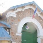 Centre de retention de surete de Fresnes porte