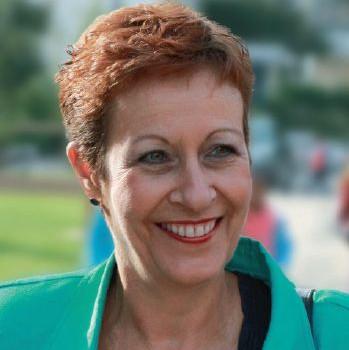 Réunion publique de Christine Janodet