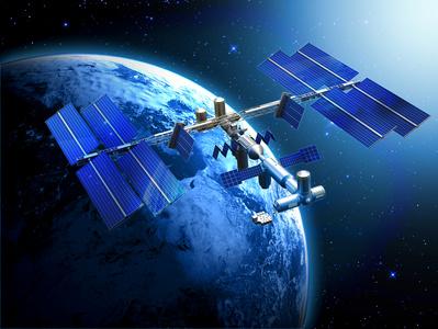 Catherine Procaccia organise une conférence matinale sur la politique spatiale