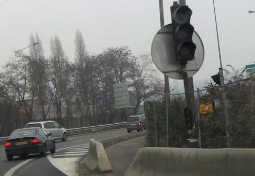 La circulation perturbée en Val-de-Marne après des précipitations record