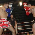 Mohamed Galaoui Ruiz Briceno Boxe Thai Villiers sur Marne Gala Novembre 2013