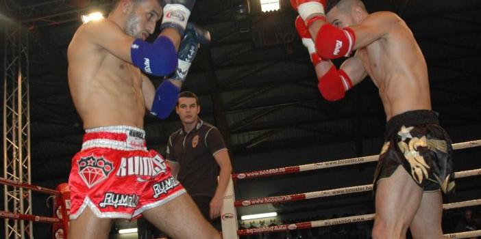 Le champion du monde villiérain de boxe thaï fêté aujourd'hui à l'Escale