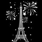 Paris by night  Eiffel Tower © Oksana - Fotolia.com