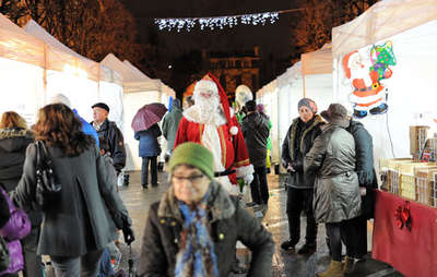 Marché de Noël des régions à Fontenay-sous-Bois
