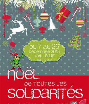 Marché de Noël et de la solidarité à Villejuif