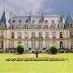 Chateau de Santeny (RP) facade