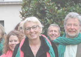 Municipales Saint-Maur : réunion d'Elisabeth Bouffard-Savary