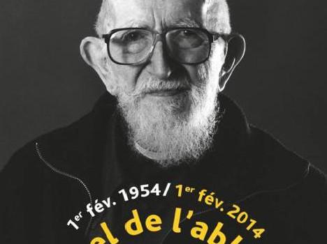 60e anniversaire de l'Appel de l'abbé Pierre : expo hommage à Alfortville