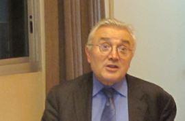 Jean-Jacques Jégou président de la CA du Haut Val de Marne
