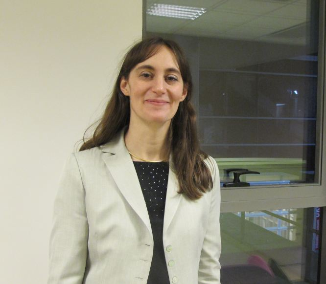 Nathalie Massin Responsable Centre AMP CHIC Creteil
