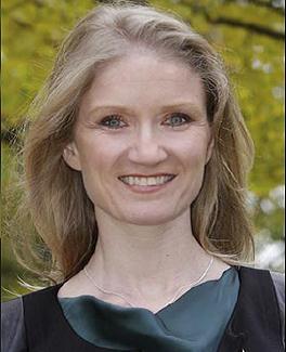 Stéphanie Daumin élue présidente du SIEVD