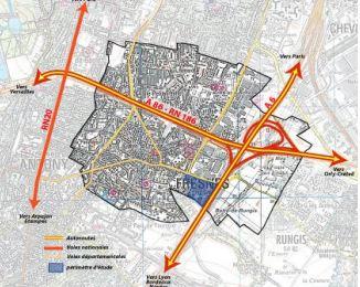 Zac de la Cerisaie : Fresnes signe une charte territoriale emploi insertion