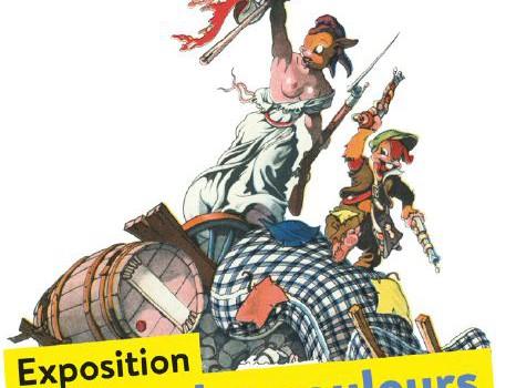 La Résistance contée en couleurs et en BD : conférence  et expo commentée à Champigny
