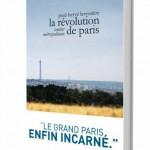 La revolution de Paris Sentier pedestre metropolitain couv livre