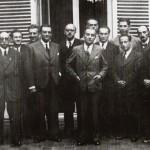 Les membres du Conseil national de la resistance Archives Musee de la resistance de Champigny-sur-Marne