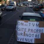 Manif Anti Est TVM