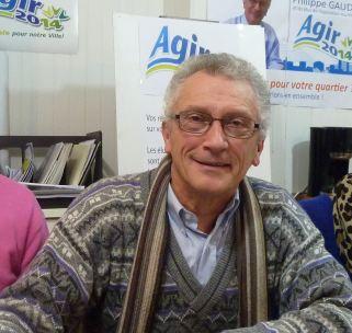 Municipales Villeneuve Saint-Georges : Philippe Gaudin détaille son programme