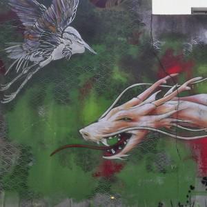 Promenade commentée sur les excentrés du street-art à Vitry-sur-Seine