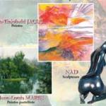 5ème rendez-vous d'art contemporain ablon