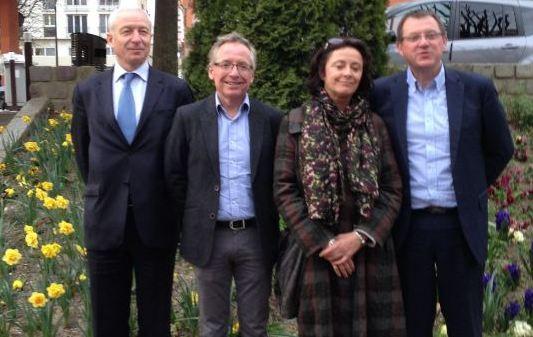 Municipales : meeting de l'Union citoyenne pour Villejuif