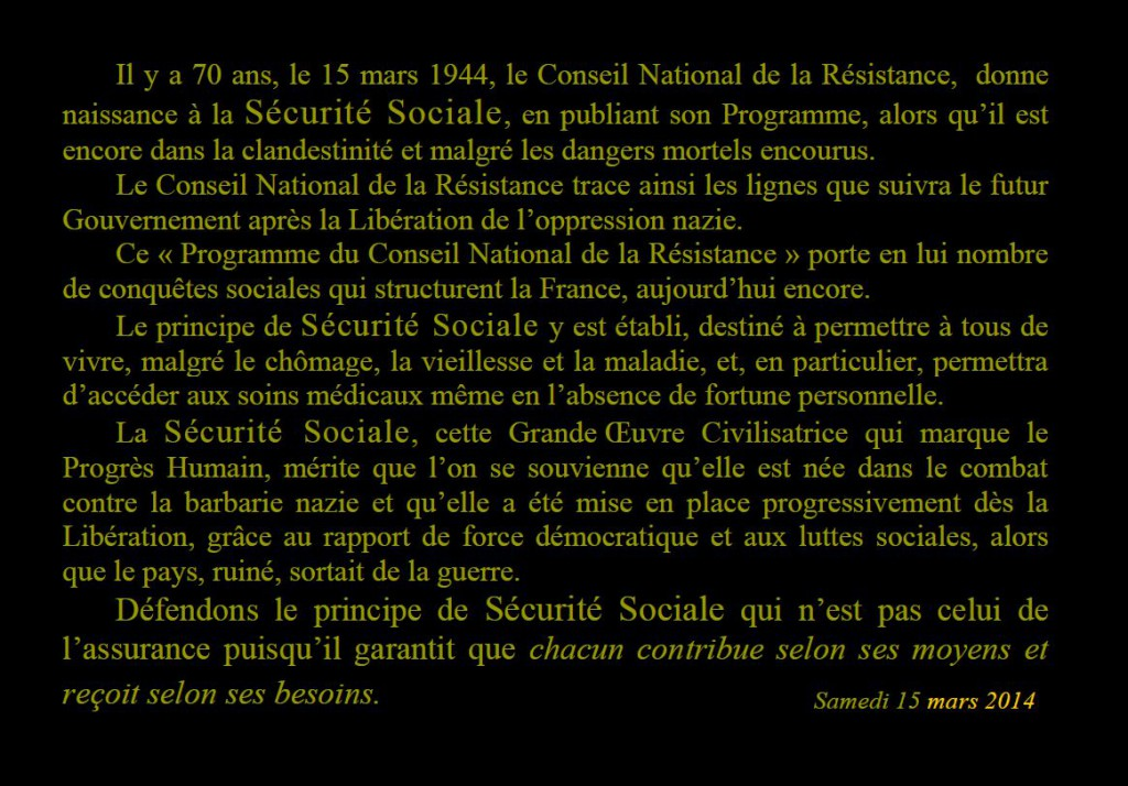 Plaque Securite sociale Ivry
