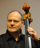 Concert contrebasse et orgue avec Thierry Barbé