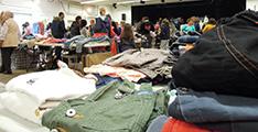 Bourse aux vêtements d'hiver à Charenton