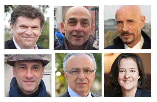 Municipales Nogent : débat électoral entre les 6 candidats