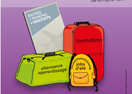 6ème Forum de l'alternance et des jobs d'été des aéroports de Paris