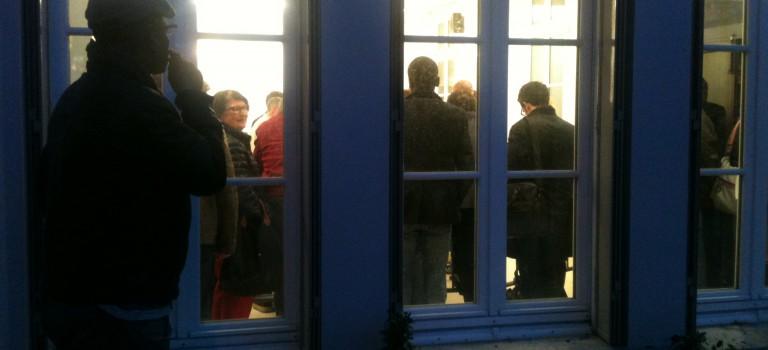 L'ambiance d'un dépouillement serré à Villeneuve-saint-Georges