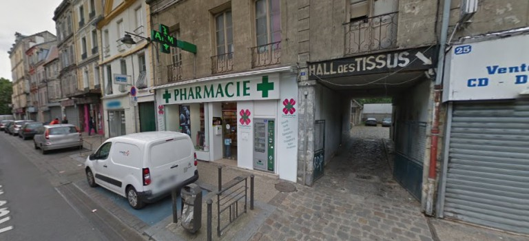 La rue de Paris manifeste à Villeneuve-Saint-Georges