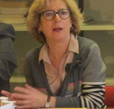 G. Fioraso à Villejuif : la recherche publique à l'heure de Google et Bill Gates