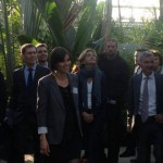 Inauguration Zoo de Vincennes