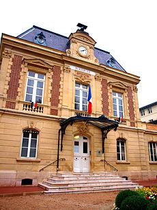Conseil municipal de Saint-Maurice