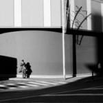 Noir et blanc tableau
