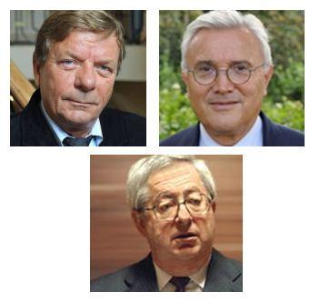 Trois hommes politiques du Val de Marne faits chevaliers de la légion d'honneur