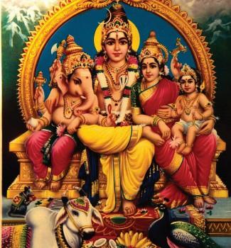 Mythologie indienne dansée à Arcueil