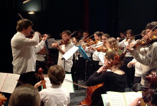Les Violons de Bry en concert dans deux églises