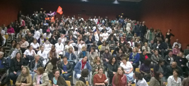 Hôpital Paul Guiraud: grève des personnels le 2 juin